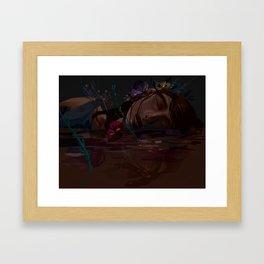 Telma Framed Art Print