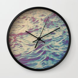 Let Me Go Wall Clock