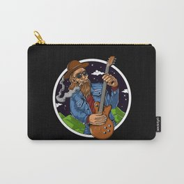 Bigfoot Heavy Metal Guitar Player Carry-All Pouch