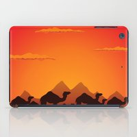 camel iPad Cases featuring Camel by aleksander1