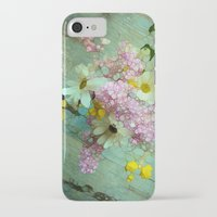 country iPhone & iPod Cases featuring country flowers by Joke Vermeer