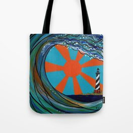 this is paradise Tote Bag