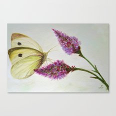 Simple and beautiful Canvas Print