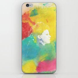 Lisbeth Salander iPhone Skin