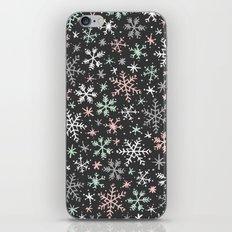 Snow Flurry iPhone & iPod Skin