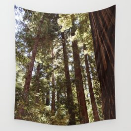 Redwood Forest XII Wall Tapestry