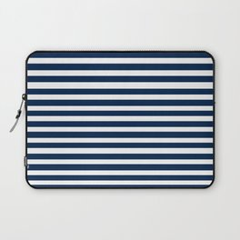 Navy-White ( Stripe Collection ) Laptop Sleeve