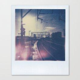 Hackney Downs Canvas Print