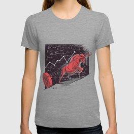 Cool Bitcoin T-shirt for Crypto Investors Shirt T-shirt