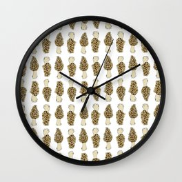 Morel Party Wall Clock