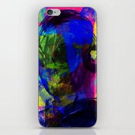 Robo Daze iPhone Skin