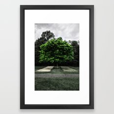 Couldn't Stand to be Alone Without You Framed Art Print