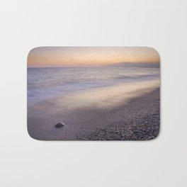 """""""Amoladeras beach"""" Bath Mat"""