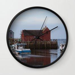 Motif #1 Day Wall Clock