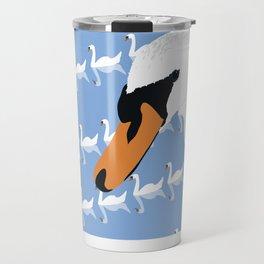 The Swan Gallery Giftshop Travel Mug