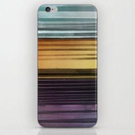 Amanda Wants Stripes iPhone Skin