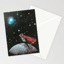 Spatial riding Stationery Cards