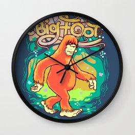 Big Foot Wall Clock