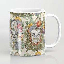 Mars and Venus - Botanical Love Coffee Mug