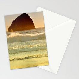 CAPE KIWANDA - OREGON - PACIFIC COAST Stationery Cards