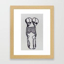 Conjoined 2 Framed Art Print