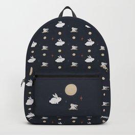 Bunnies on the Moon Backpack