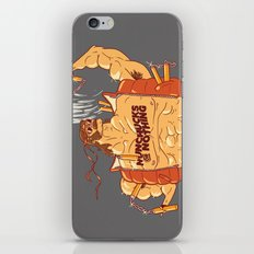 Nunchucks or Nothing! iPhone & iPod Skin