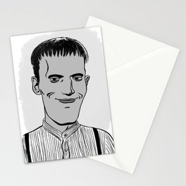 LURCH - THE ADDAMS FAMILY Stationery Cards