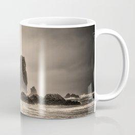 The Needles 1 Toned Coffee Mug