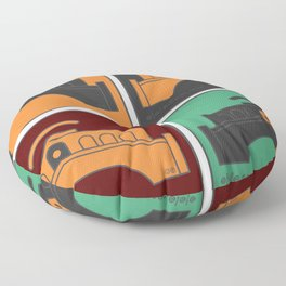 venice[ye] Floor Pillow