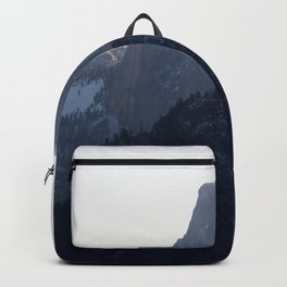 Half Dome in Blue Backpack