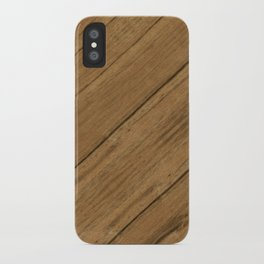 Paldao Wood iPhone Case