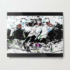 skate0107 Metal Print