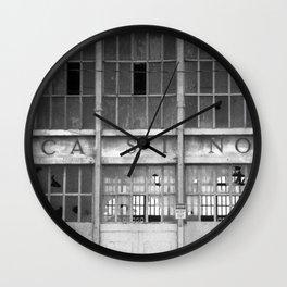CA S I NO Wall Clock