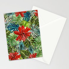 My Tropical Garden 3 Stationery Cards