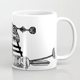 Dalek Coffee Mug