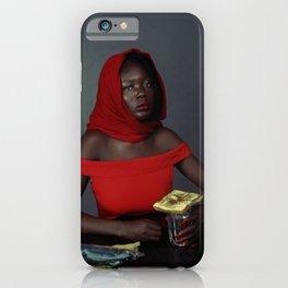 consumed iPhone Case