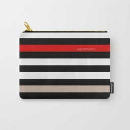 Unstoppable Stripes Carry-All Pouch