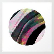 Illusory Art Print