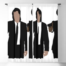 Pulp Fiction Blackout Curtain
