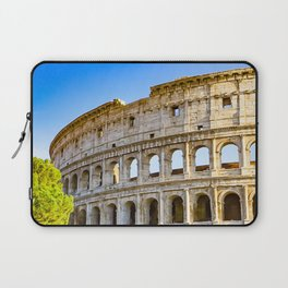 Vita Bellissima (Beautiful Life): Colosseum in Rome, Italy Laptop Sleeve
