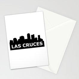 Las Cruces Skyline Stationery Cards