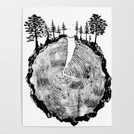 Over the River and Through the Woods Poster