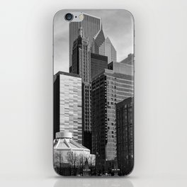 Chicago Stack iPhone Skin