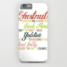 Christmas Song iPhone 6s Slim Case