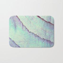 IRIDISCENT SEASHELL MINT by Monika Strigel Bath Mat