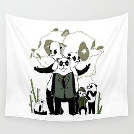 Sinon, un panda (7) Wall Tapestry