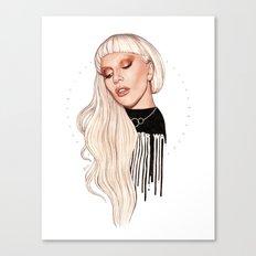 LG x AW Canvas Print