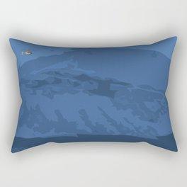 Air Ambulance 3 Rectangular Pillow