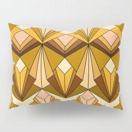 Art Deco meets the 70s Pillow Sham